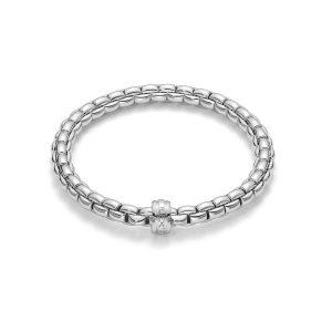 FOPE Flex'It 18K White Gold Bracelet