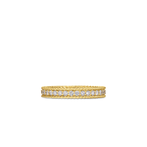 Roberto Coin 18K Yellow Gold Princess Ring