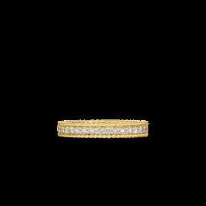 Roberto Coin 18K Yellow Gold Princess Ring