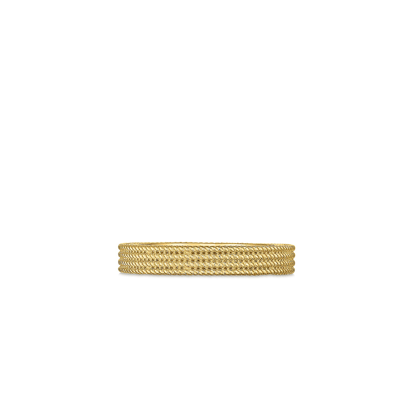 Roberto Coin 18K Yellow Gold Barocco Band Ring