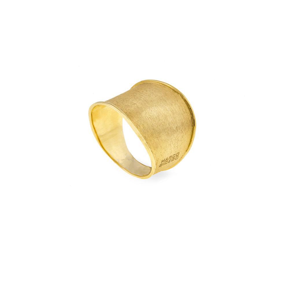 Marco Bicego Lunaria 18K Yellow Gold Medium Ring