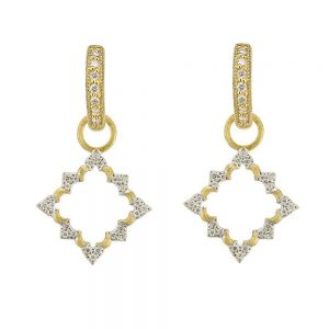 Jude Frances 18K Moroccan Marrakesh Earring Charms
