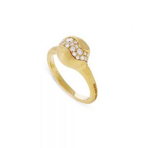 Marco Bicego 18K Africa Constellation Small Diamond Ring