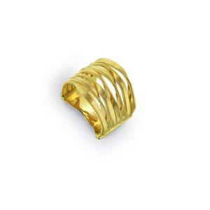 Marco Bicego Marrakech 18K Yellow Gold Seven Strand Ring