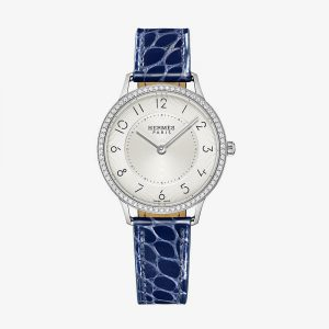 Hermès Slim d'Hermes Watch, Medium Model 32mm