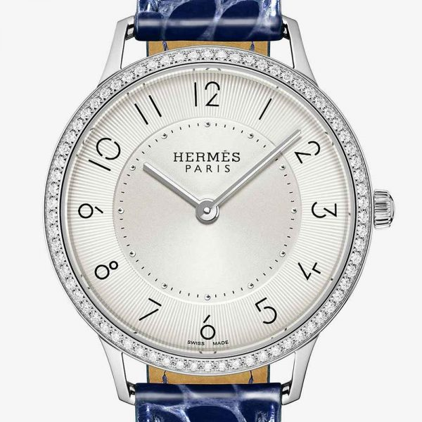 Hermès Slim d'Hermes Watch, Medium Model 32mm
