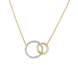 Marco Bicego 18K Yellow Gold & Diamond Medium Pendant
