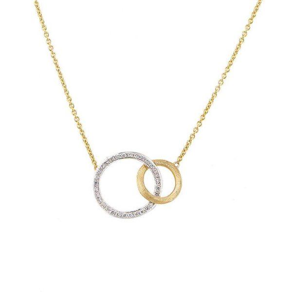 Marco Bicego 18K Yellow Gold & Diamond Medium Pendant