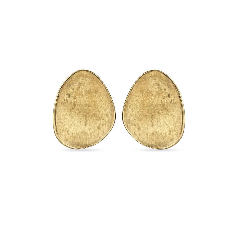 Marco Bicego 18K Yellow Gold Large Stud Earrings