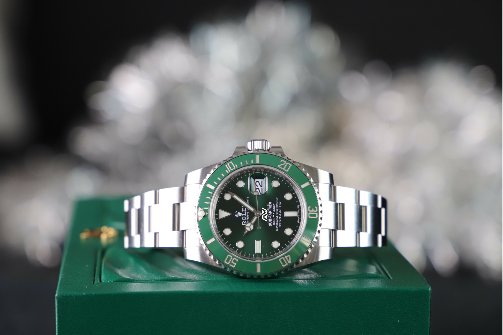 how to clean a rolex
