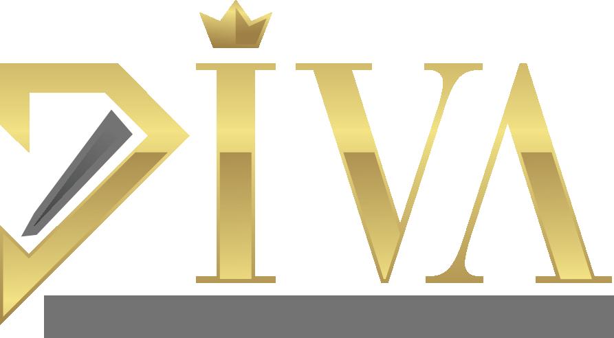 Diva Diamonds Jewels logo